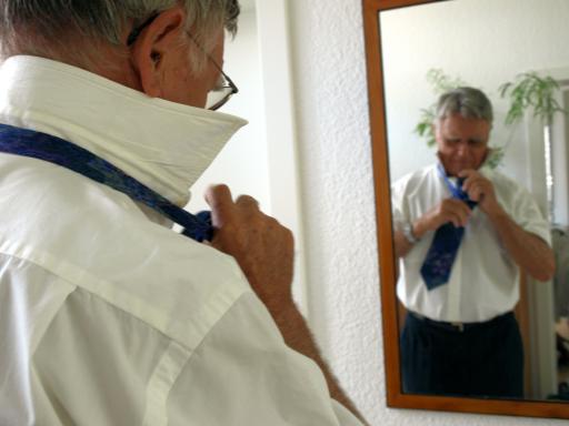 Service 1 Krawatte