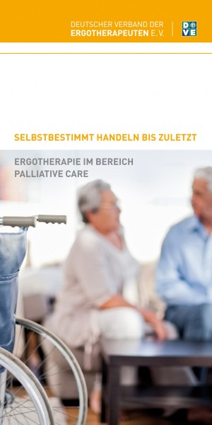 fb 39 ergotherapie im bereich palliative care