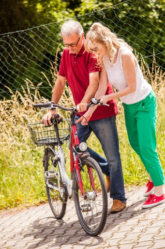 Fahrrad fahren IMG 0789